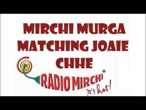 Mirchi Murga - Matching Joaie Chhe Gujarati