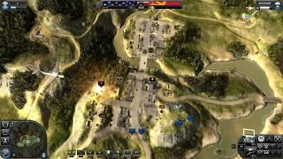 World in Conflict || 1v1 American Armor v Soviets! (1) - Massgate.org