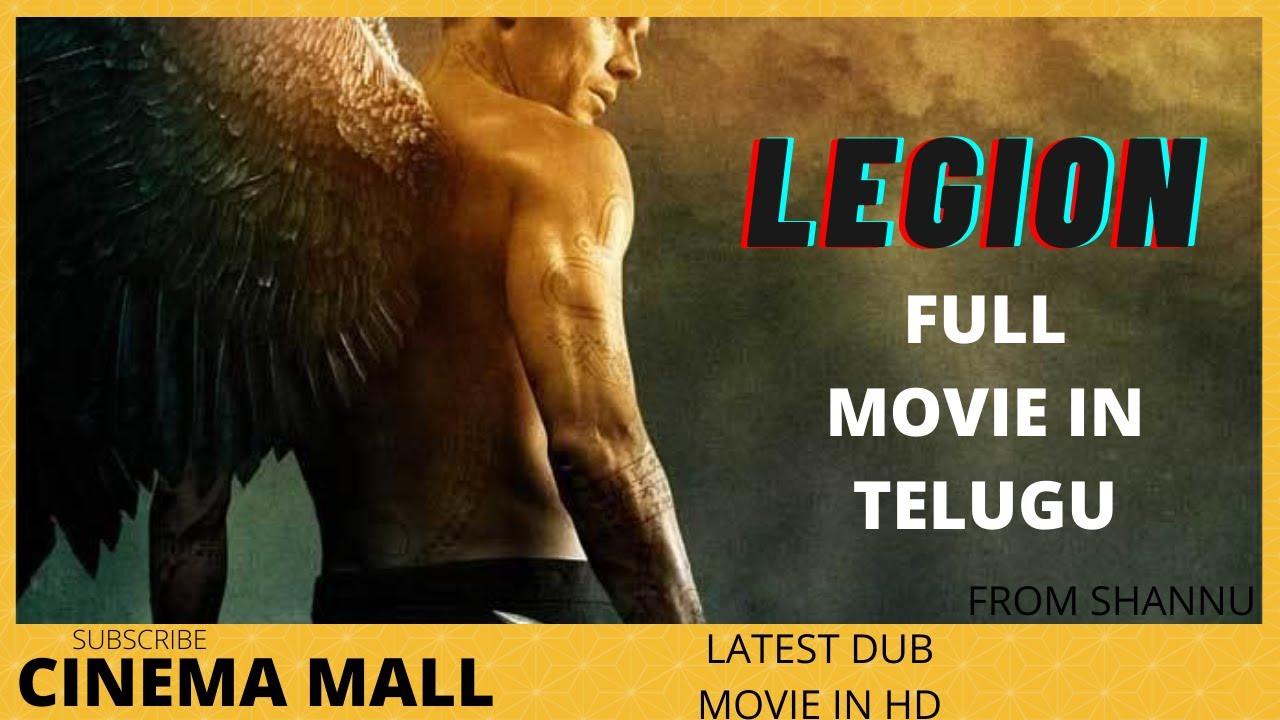 Download Legion hollywood full movie in telugu HD #englishmovies #dubmovies