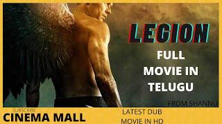 Legion hollywood full movie in telugu HD #englishmovies #dubmovies