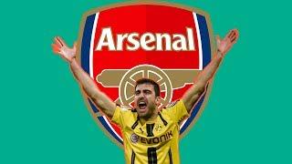 Arsenal Close To Signing Greek Defender Sokratis Papastathopoulos