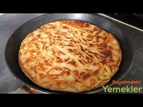 peynirli tava böreği  videolu