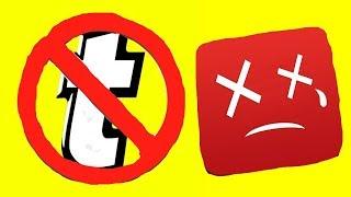 Канал Глеба Захаренко Телблог канал заблокировали. Telblog net удалили канал, что делать?