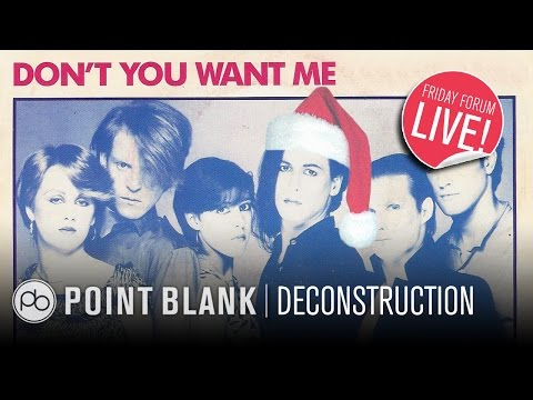 The Human League - Don't You Want Me Deconstruction with Ableton Push 2 (FFL! Xmas Special)