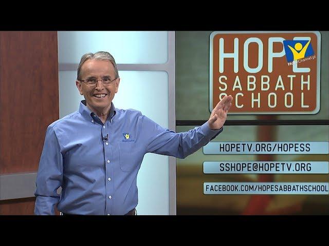 Szkoła Sobotnia Hope Channel - Lekcja XIII (30 marca 2019)