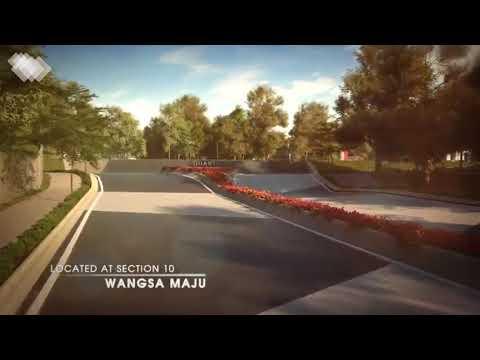 Henna Residence Quartz Wm Wangsa Maju 017 4606220 Youtube