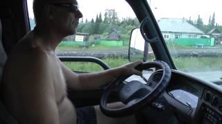 Автостопом на Саяно-Шушенскую ГЭС. Часть 1.