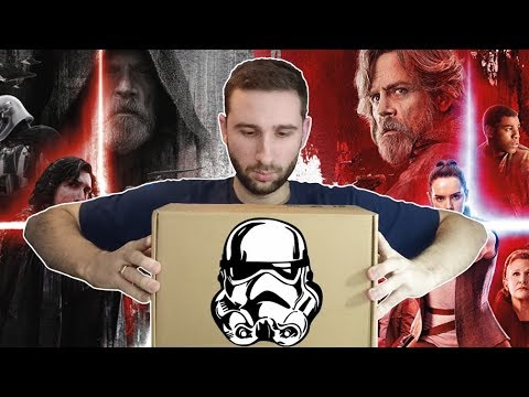 UNBOXING STAR WARS | GOODIES COLLECTORS & PRESENTATION DE FUNKO POP !