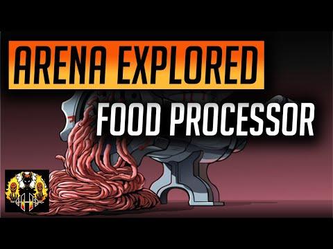 RAID: Shadow Legends   Arena Offence   Blender..... Food processor EXPLORED!