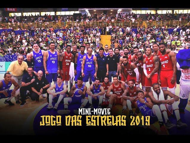 Mini-Movie NBB: NBB Brasil x NBB Mundo - Jogo das Estrelas 2019