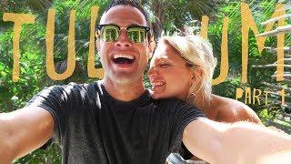 TULUM MEXICO ADVENTURE - TULUM BEACH + NOMADE RESORT HOTEL