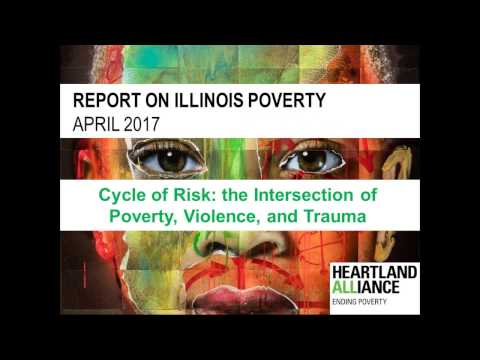 Treating Trauma & Reducing Poverty to Address Violence--April 18