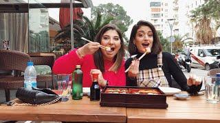 İLK DEFA SUSHİ YEDİK!!!! (Tavsiye etmem!!)