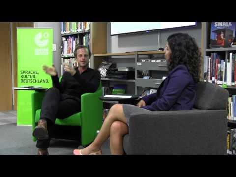Goethe Directors Talk: Marc Bauder