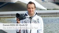 Canon EOS 5D Mark IV - Bildqualität, 4K-Videomodus, WiFi, GPS & Co im Test [Deutsch]