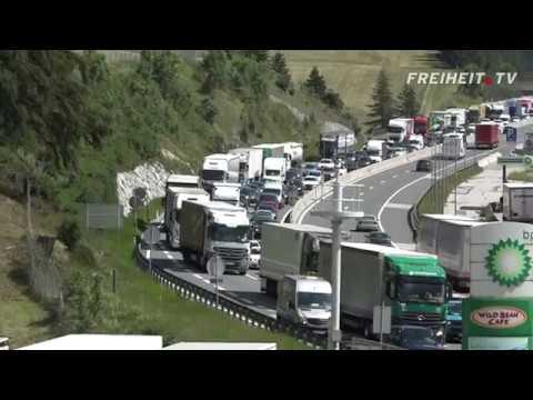 """""""Zuerst kommt die Gesundheit und dann der Verkehr!"""" - STF beim Transitforum Austria"""
