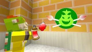 BOWSER JR SPRAY PAINTS THE SCHOOL! [BIG TROUBLE!] - Super Nintendo School - (Minecraft Switch) [27]