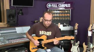 Fender American Vintage '52 Reissue Telecaster Overview | Full Compass