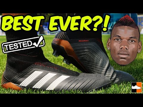adidas Predator18+ Review! With Pogba Challenges!
