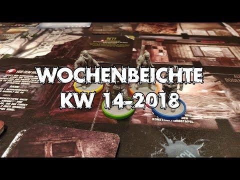 Woodlands, This War of Mine, Santa Maria u.v.m. - Wochenbeichte #7 (KW 14/2018)