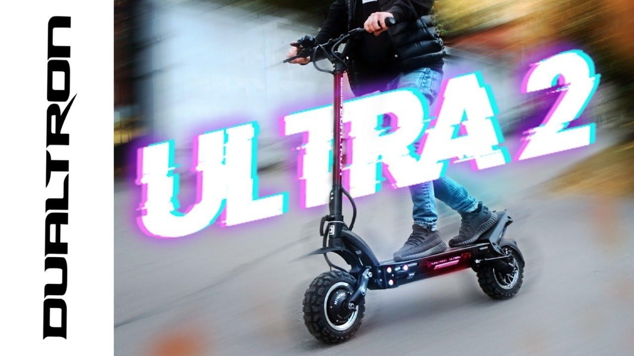 Dualtron ultra 2 72v 6600w ПОЛНЫЙ ПРИВОД Электросамокат 2021 Надежный Электросамокат Dualtron 2021