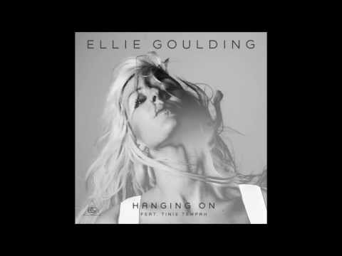 Hanging on-Ellie Goulding (lyrics)