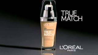 L'Oreal Paris True Match TV advert starring Beyonce Knowles