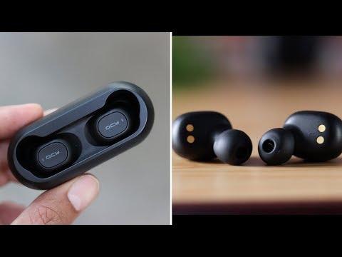 QCY QS1 TWS Bluetooth Earphones | Best budget tws earbuds