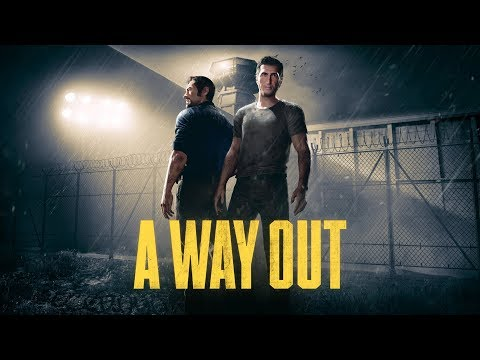 A Way Out - Evasion De Prison Sur Xbox One X