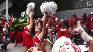 Stanford Marching Band - All Right Now