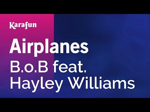 Karaoke Airplanes - B.o.B *