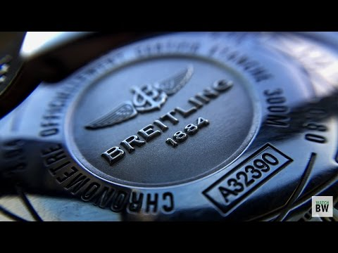 Why did I buy a Breitling? A brand ramble