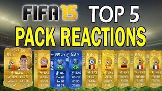 Fifa 15 I Top 5 Pack Reaktionen des Monats #02 [Deutsch]