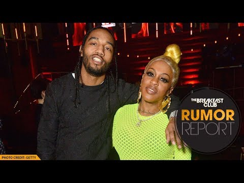 Lil Mo Hints She's About To End Marriage With Karl Dargan