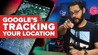 Google's tracking you, even with Location History off (Alphabet City)