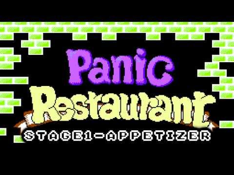 Panic Restaurant Music (NES) - Stage 1: Appetizer