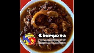 Champene (Batangas Specialty)
