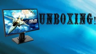 worst unboxing ever vg245 75hz 1ms 24 inch monitor