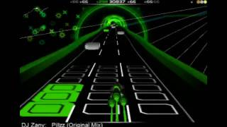 Audiosurf: DJ Zany - Pillz - [100%]