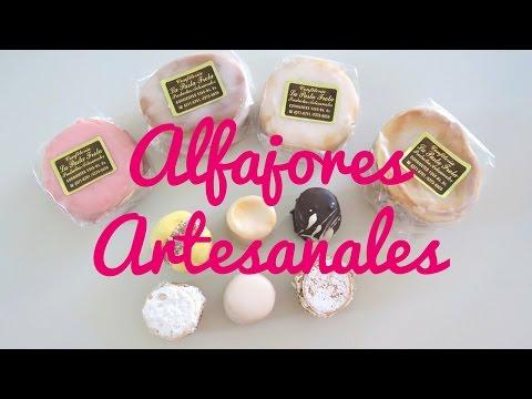 Alfajores Artesanales taste test in Buenos Aires