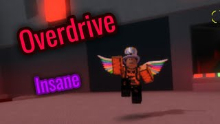 Overdrive by: creeperreaper487 [Insane] | FE2 Map Test | ROBLOX