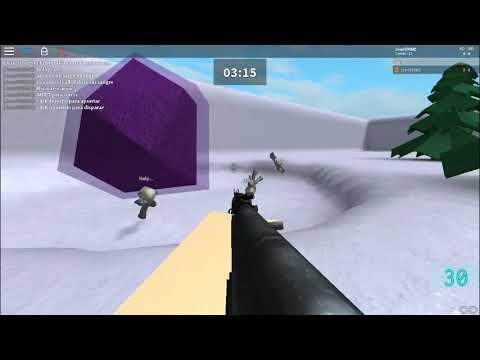 Mi Juego De Guerra En Roblox Youtube