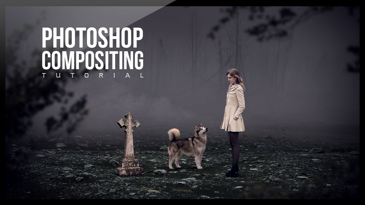 Photoshop compositing tutorial memories youtube baditri Gallery