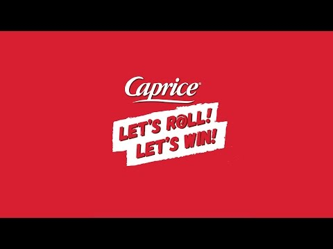 Caprice Promo - Let's roll, Let's win