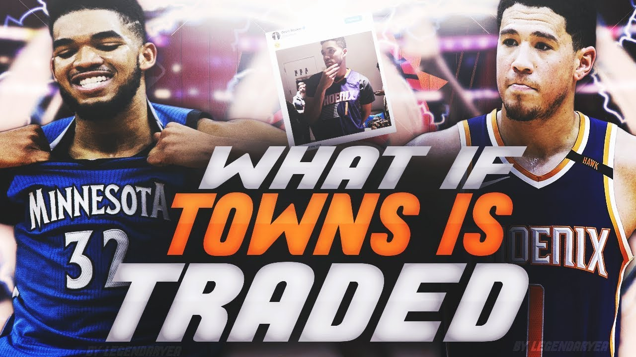 Karl-Anthony Towns trade: Phoenix Suns included in Minnesota ...