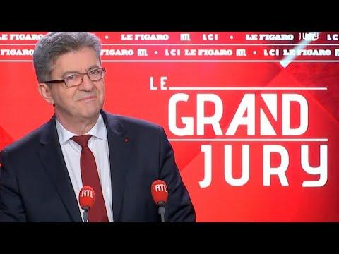 Le Grand Jury de Jean-Luc Mélenchon