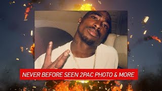 UNSEEN 2PAC PHOTO & REGGIE'S NEW CHANNEL!