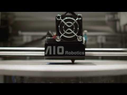 """0 - AIO Robotics """"Zeus"""": All-In-One 3D-Drucker - Update: Jetzt auf Kickstarter"""