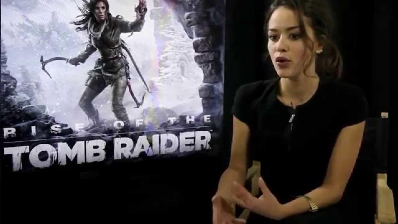 Lara Croft Rise Of The Tomb Raider Wallpaper
