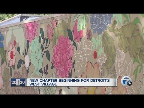 Detroit's West Village thriving